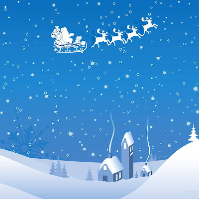 iPad Christmas Wallpaper
