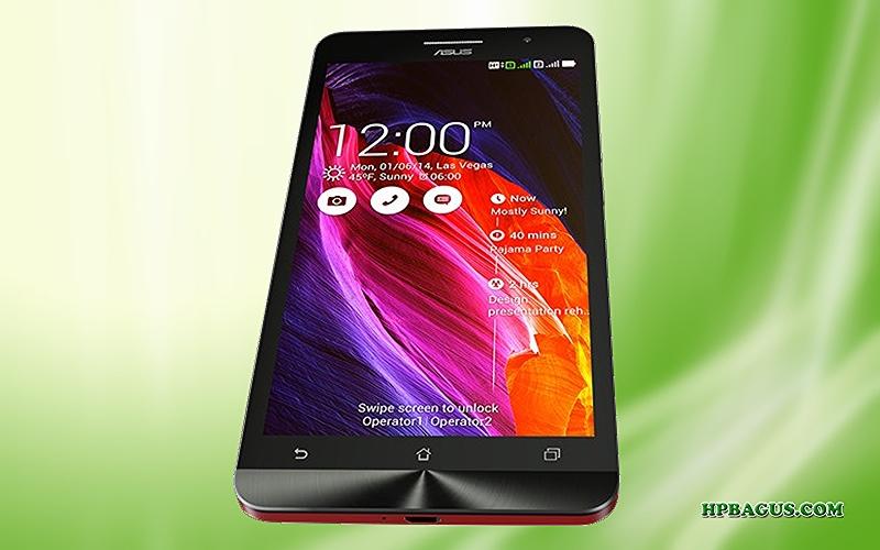 Spesifikasi Asus ZenFone 4 Android