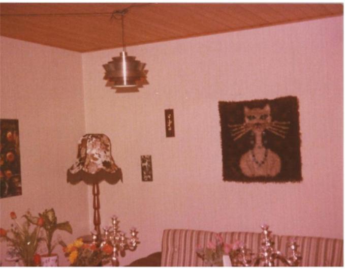 Gamle Standerlampe
