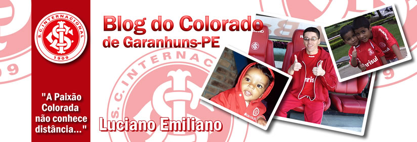 BLOG DO COLORADO DE GARANHUNS-PE