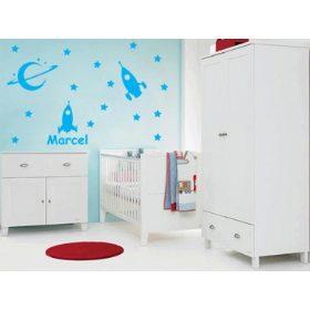 fotos imagens e dicas de decoração simples para quarto de bebê