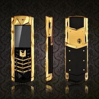 Harga Handphone Termahal 2012