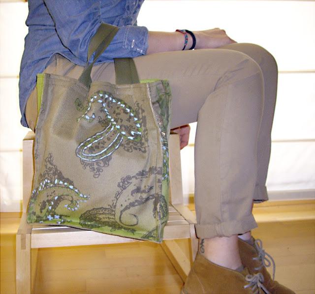 shoppoing bag, bolsas básicas, algodón
