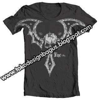 jasa-desain-t-shirt-distro-gambar-underground-skull