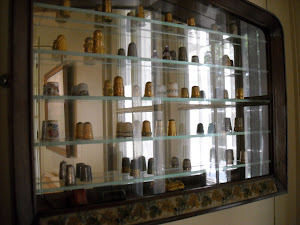 Thimble Collection at the Hyde