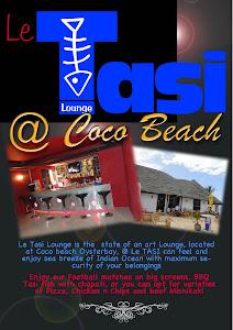 LE TASI LOUNGE@ COCO BEACH