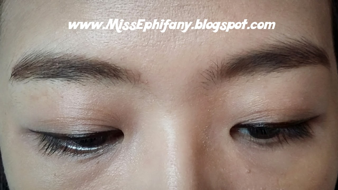 Etude House Color My Brows Review Shade 1 Rich Brown And 3 Red