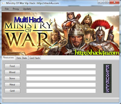 Ministry of War hacks Software