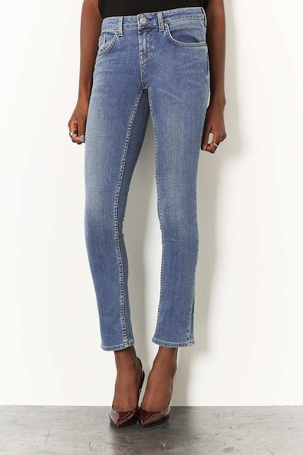 vintage style jeans