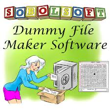 Dummy File Creator