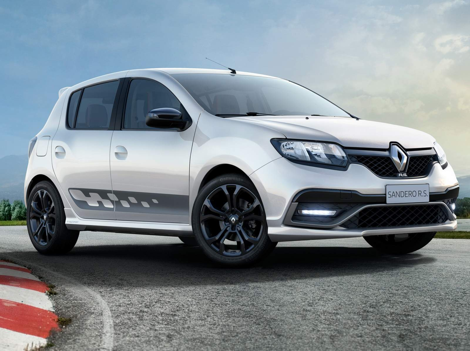 Renault Sandero R.S. 2.0 16V - Preço