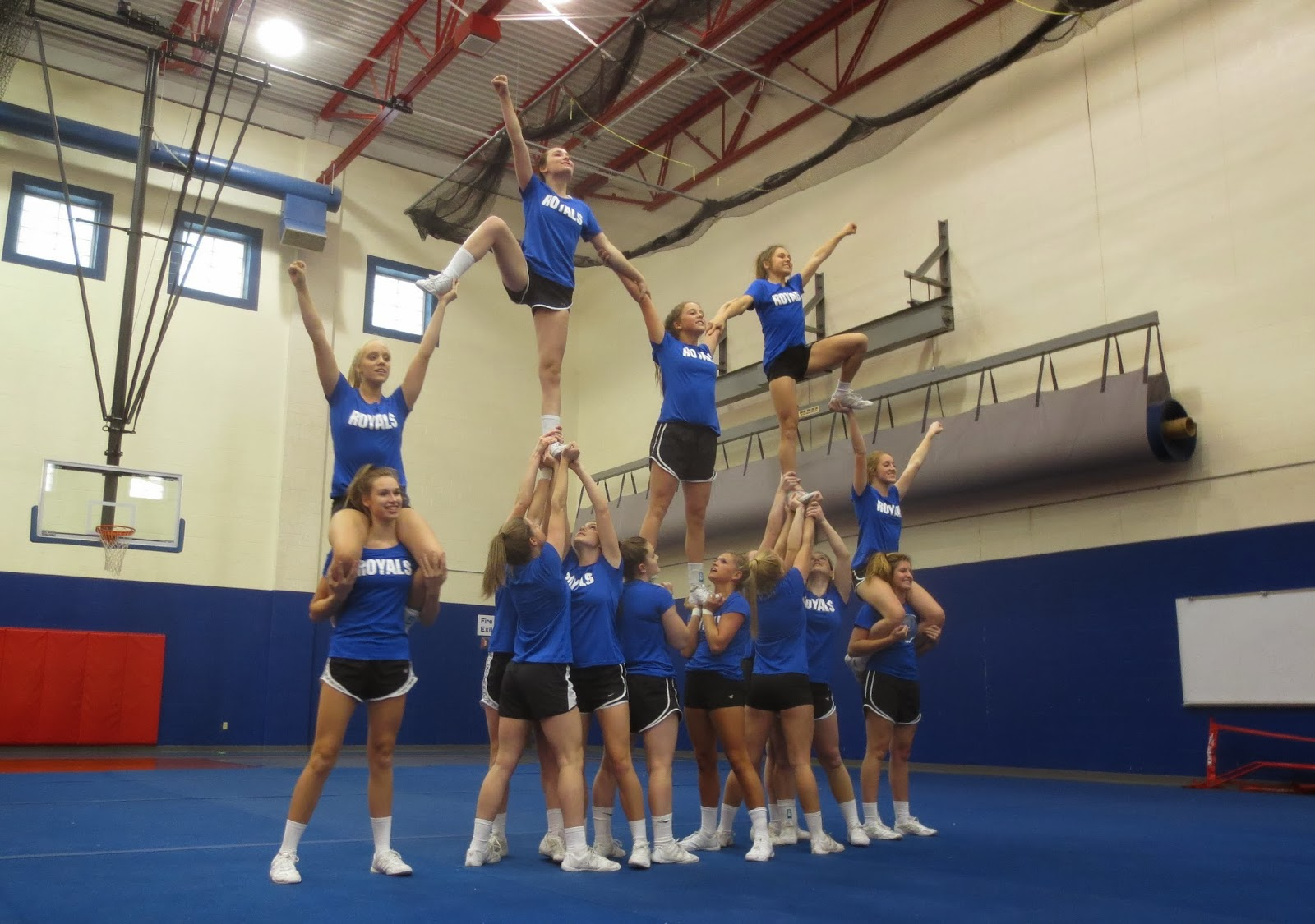 is cheerleading a sport essay Thesis statement cheerleading should be considered a sport because it is more than just the cheering and chanting, it takes athleticism, endurance, and strength to compete as a cheerleader they don't know how long or how often they practice.