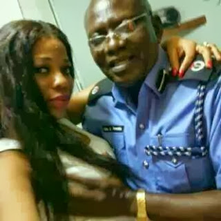 OGA Police ; what is Wrong with this Photo.