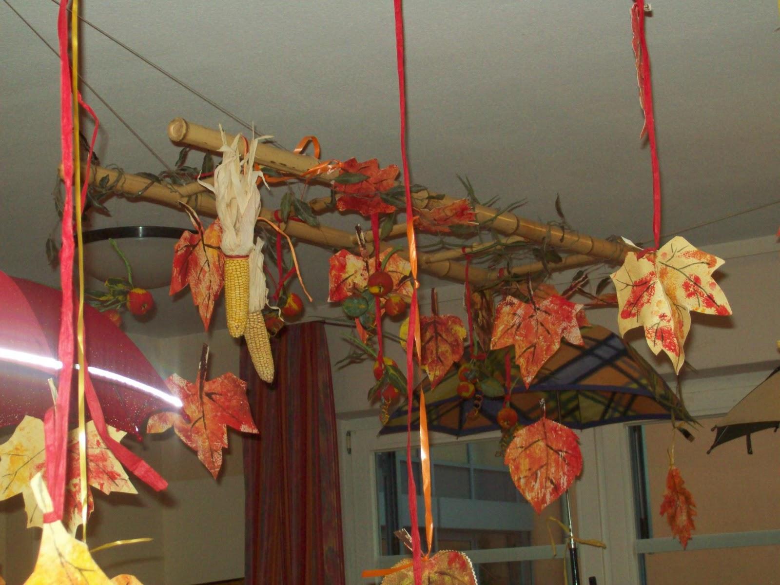 Awo seniorenzentrum wiesengrund trebbin oktober 2011 - Ast dekorieren ...