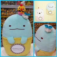 (INSTOCK) Click To See XL BIG San-x Fansclub Sumikko Gurashi IceCream Collection