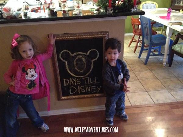Countdown To Disney {2015}