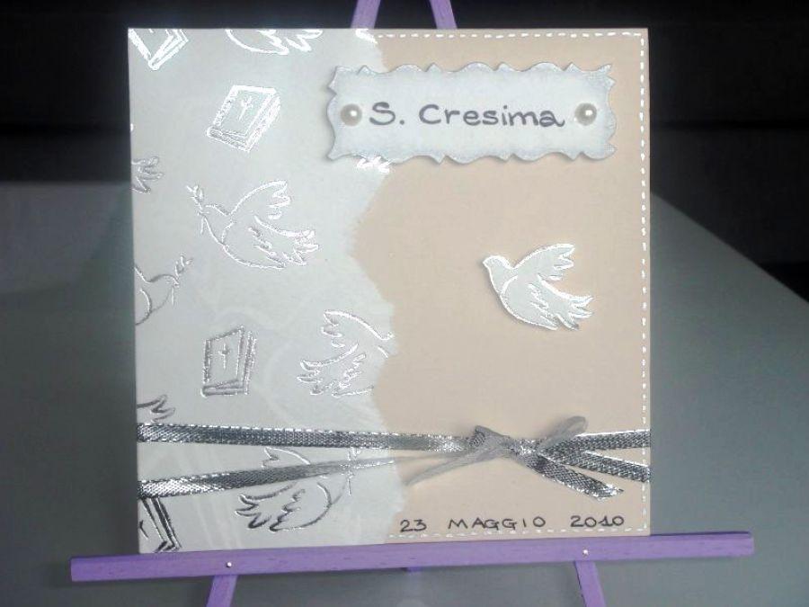 Conosciuto PinkDesigns: Comunione/Cresima SW61