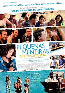 Ver online: Pequeñas mentiras sin importancia (Les petits mouchoirs) 2010