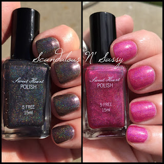 Sweet Heart Polish Las Vegas Exclusive Duo