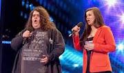 Maravillosas voces el dúo Jonathan y Charlotte