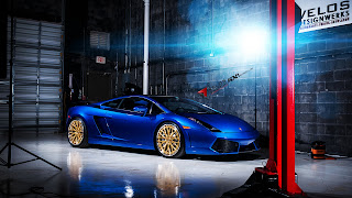 Desktop Wallpaper Car - Lamborghini Galardo