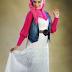 Hijab moderne - Hijab rose
