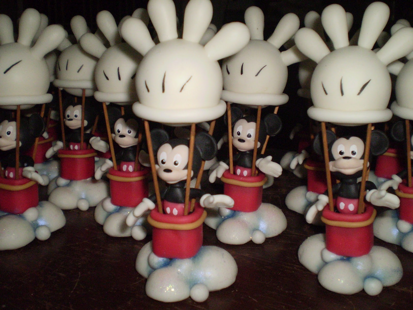 Artesanias Virginia Casa Mickey Mouse