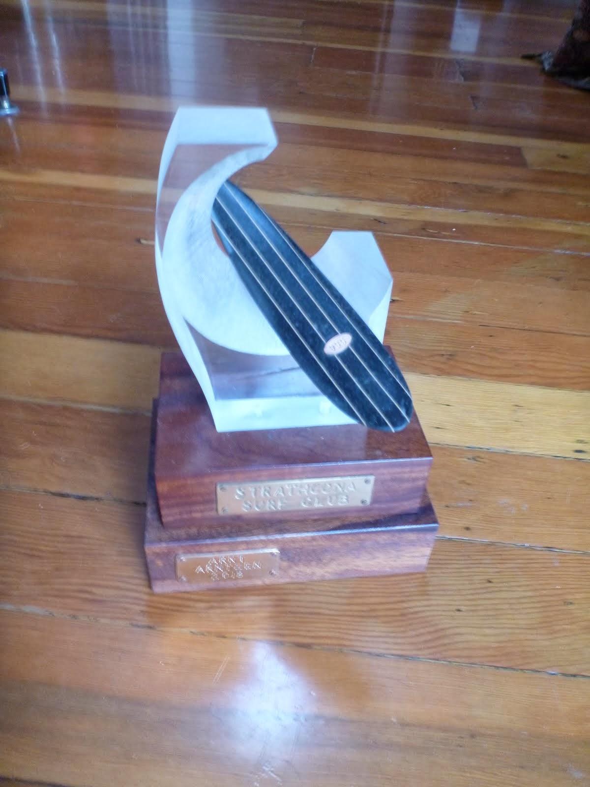2013 Trophy