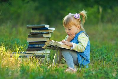 Insegnate ai bimbi ad amare i libri!