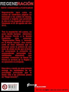 CONTRAPORTADA DE REGENERACIÓN.