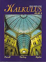 toko buku rahma: buku KALKULUS JIlid 2, pengarang purcell, penerbit erlangga