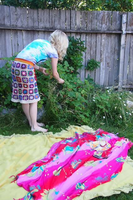 076+(2) - Crochet Skirt Review