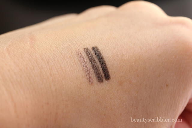 Physicians Formula Shimmer Strips Custom Eye Enhancing Eyeliner Trio Nude Eyes swatches