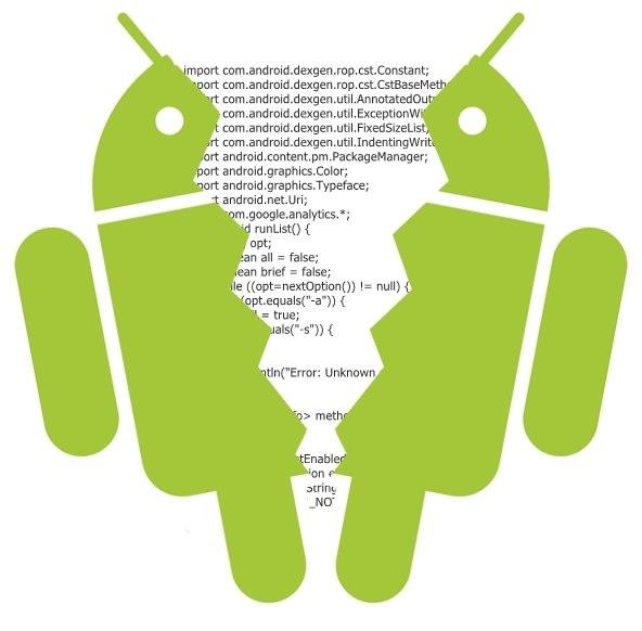 Android .apk to source code