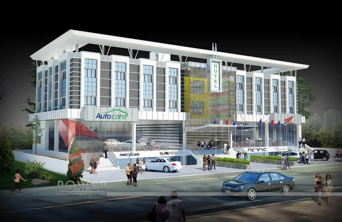 Hotel Designs hotel-sports-3d design