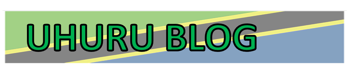 Uhuru Blog