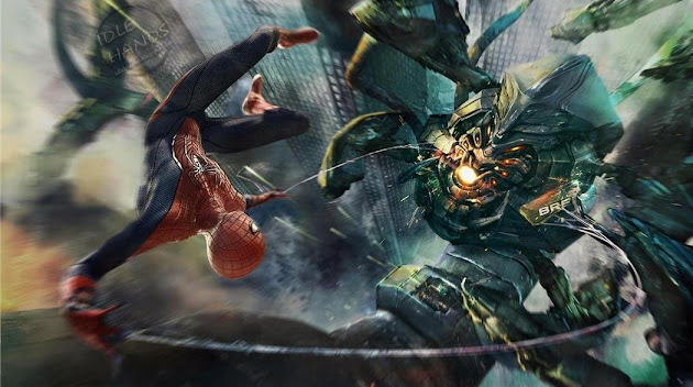 Pemain The Amazing Spiderman 2 Rise Of Electro
