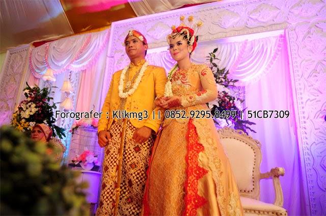 Judul Foto : Wedding Bayu & Fika Ijab Qabul , Siraman , Resepsi | Fotografer : Wisnu Darmawan ( Klikmg3 )