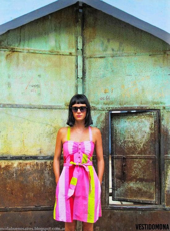 Vestidos de moda casual urbana verano 2016 Joderr.
