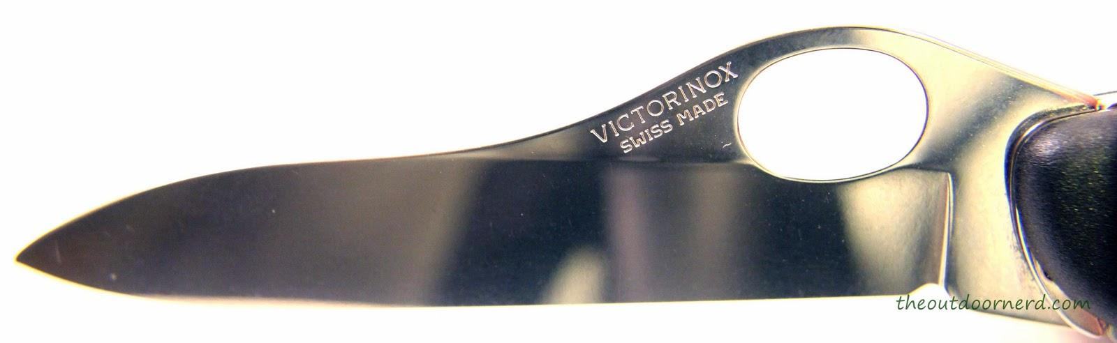 Victorinox Sentinel - Closeup Of Blade 1