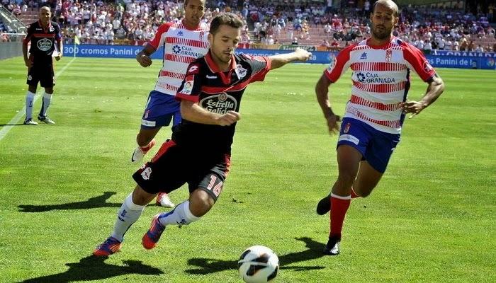 Deportivo La Coruña vs Granada en vivo