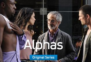 Assistir  Alphas 2ª Temporada Legendado Online