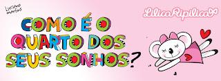 """Concurso Cultural """"Quarto dos Meus Sonhos"""" -  Lilica&Tigor"""
