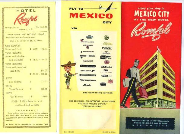 Brochure Samples Pics Brochure Of Mexico