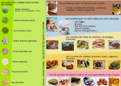 4 ebooks de recettes à l'avoine
