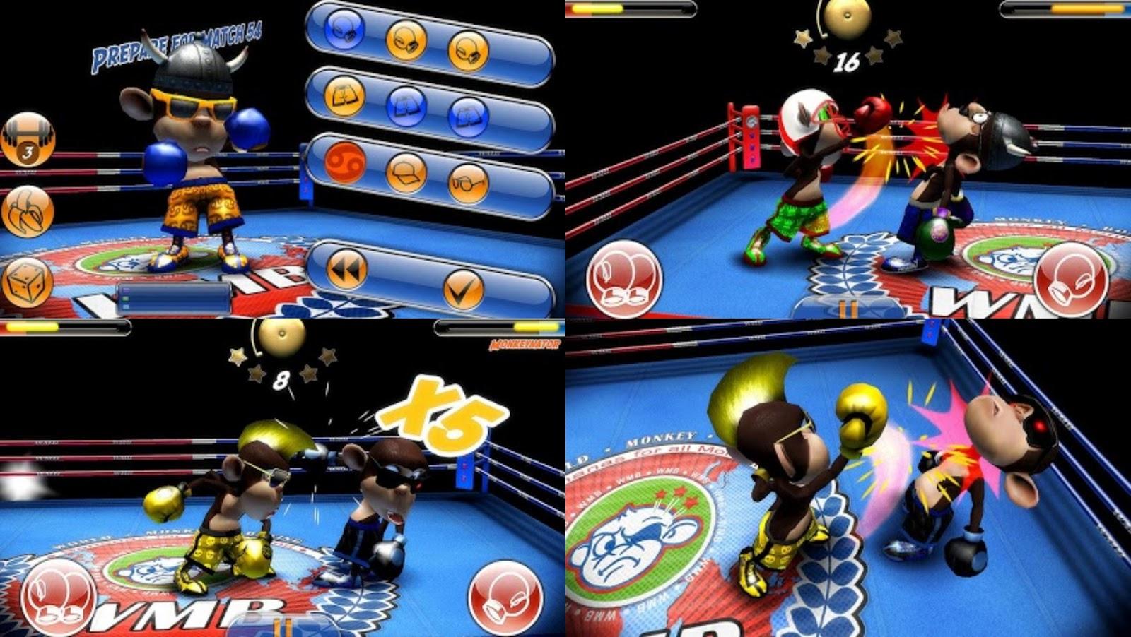 Игра бокс для андроида