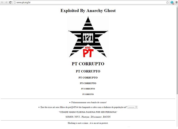 site pt hackeado 2