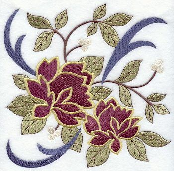 Embroidery | Free Machine Embroidery Designs | BabyNucci.com