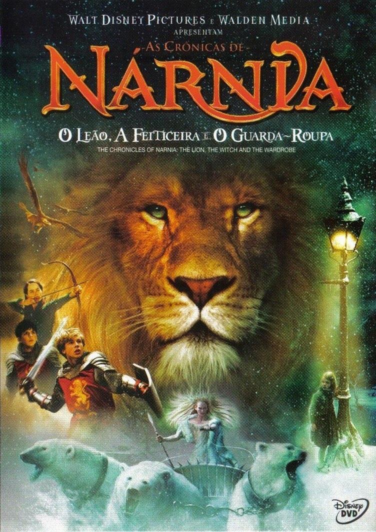 As Crônicas de Nárnia: O Leão, a Feiticeira e o Guarda-Roupa – Legendado (2005)