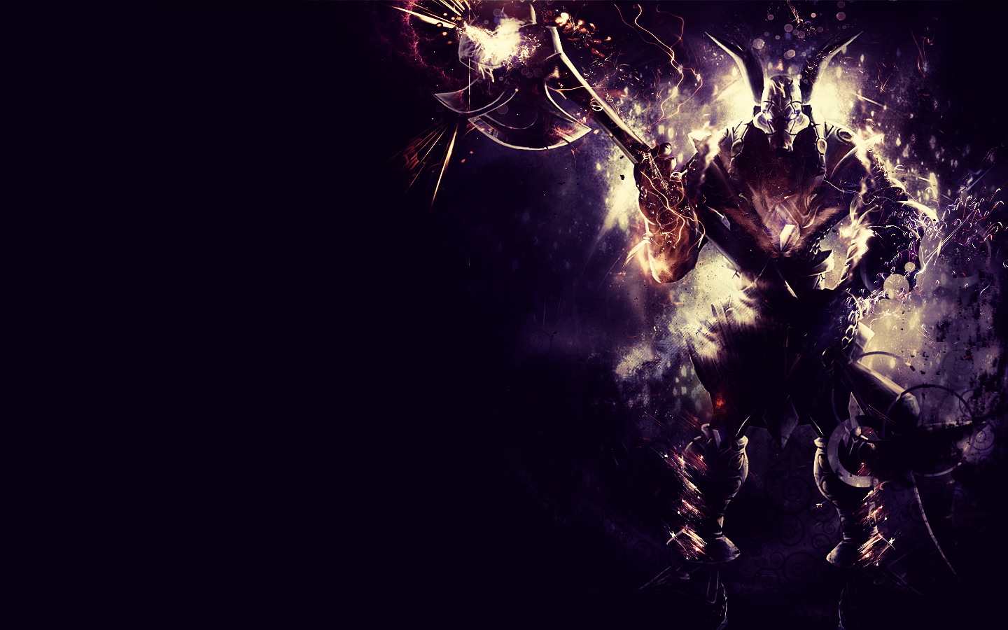 Nasus League of Legends Wallpaper